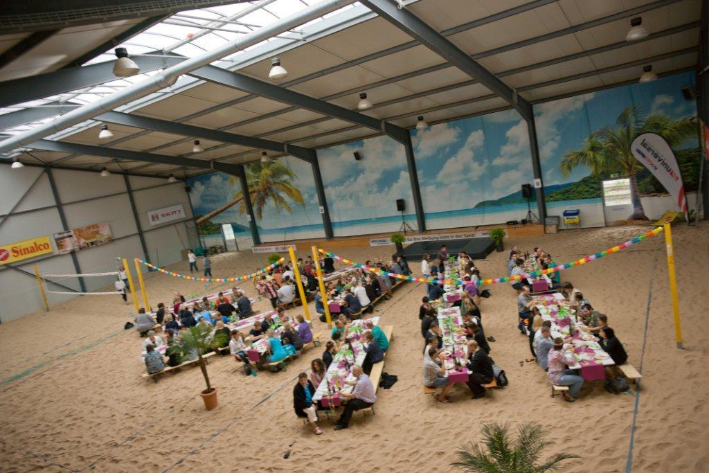 Beachcenter_Anlass